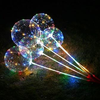шар светодиодный 250руб