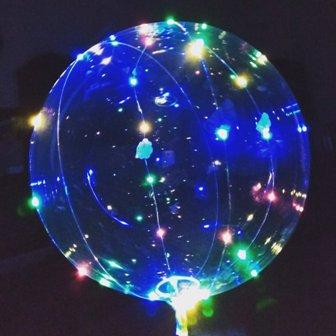 шар светодиодный 250 руб